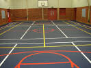 Premier Court - cushioned indoor